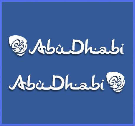 Stickers abudhabi ref dr1012