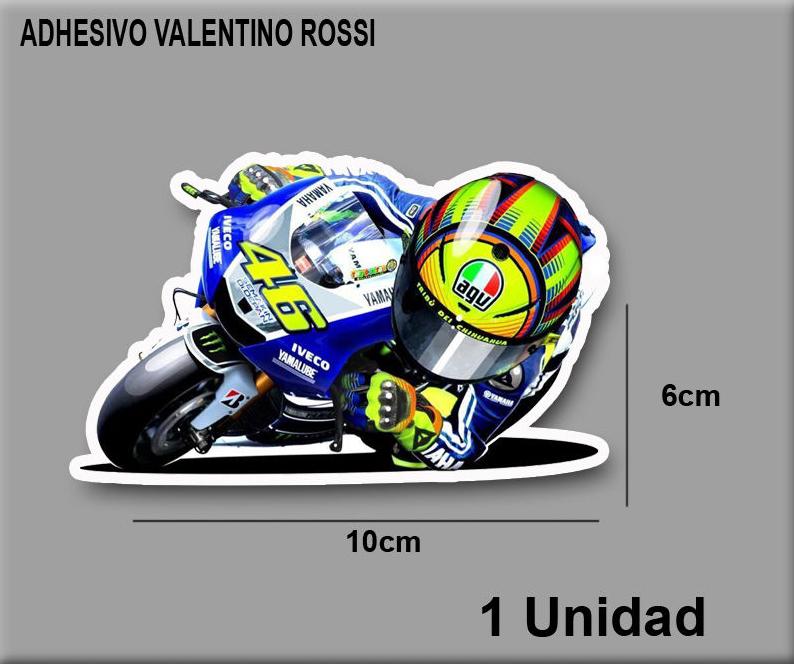 Sticker 46 Valentino Rossi Dp0212 Decal Aufkleber