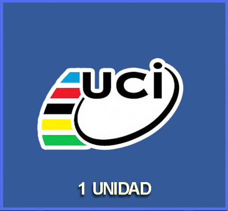 STICKERS UCI REF: DP789