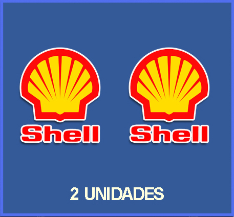 Des autocollants SHELL OIL REFORT: DP03.