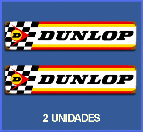 STICKERS DUNLOP REF: DP17