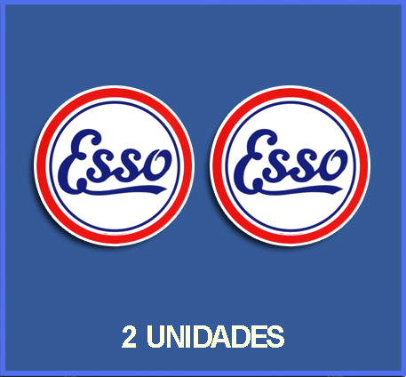 STICKERS ESSO REF: DP23