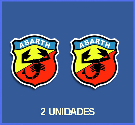 STICKERS ABARTH REF: DP28