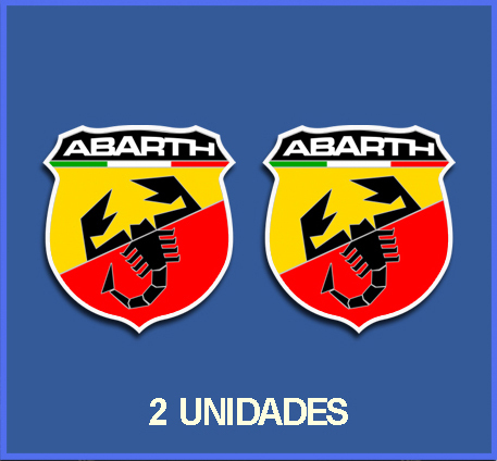 STICKERS ABARTH REF: DP29
