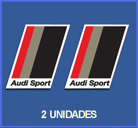 STICKERS AUDI SPORT REF: DP32