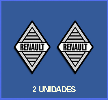 STICKERS RENAULT REF: DP42