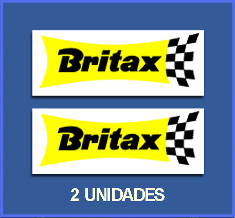 STICKERS BRITAX REF: DP43