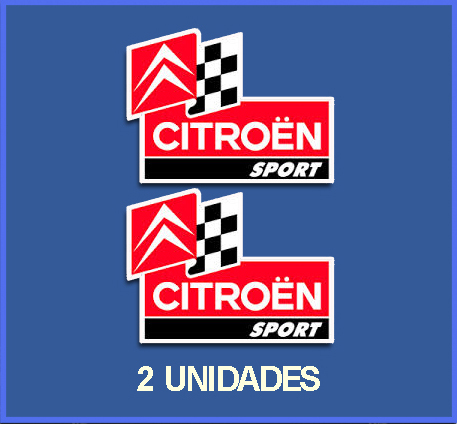 STICKERS CITROEN SPORT REF: DP54