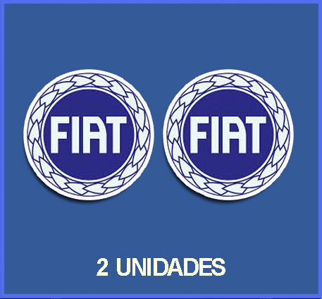 STICKERS  FIAT REF: DP55