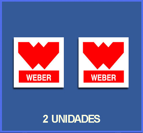 STICKERS WEBER REF: DP59