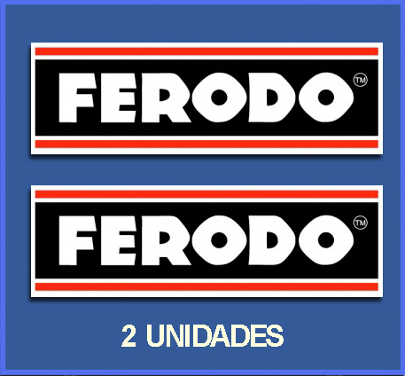 STICKERS FERODO REF: DP65