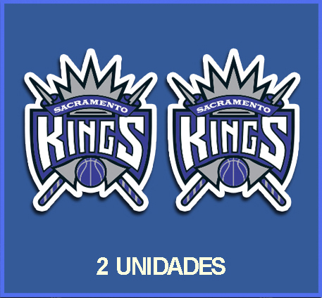 Adesivi Sacramento KINGS REF:  DP311.