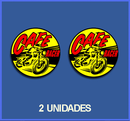 STICKERS CAFE RACER REF: DP11