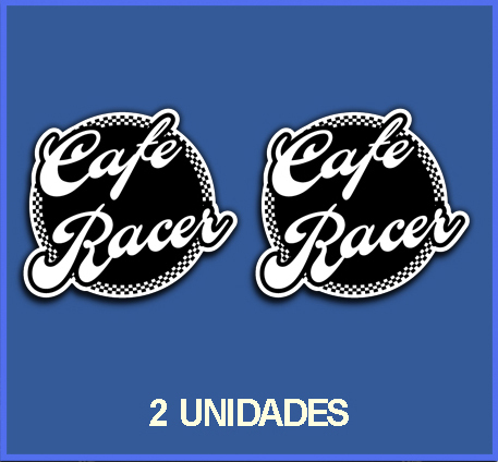 STICKERS CAFE RACER REF: DP16