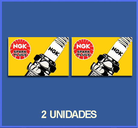 STICKERS NGK REF: DP19