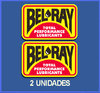 Pegatinas BEL-RAY OIL REF: DP35