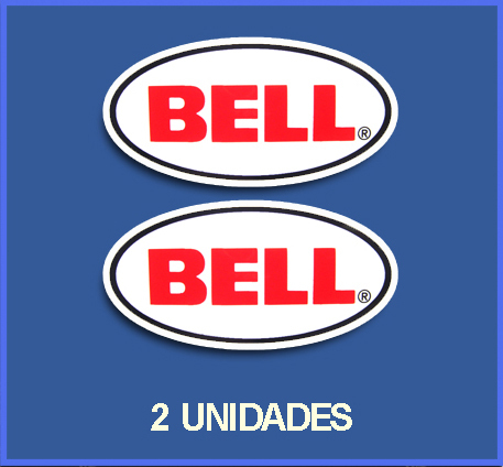 STICKERS BELL HELMET REF: DP37
