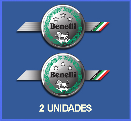 STICKERS BENELLI REF: DP39