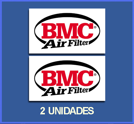 Adesivi BMC AIR FILTER REF:  DP40