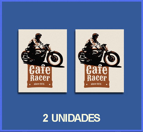 STICKERS CAFE RACER REF: DP46