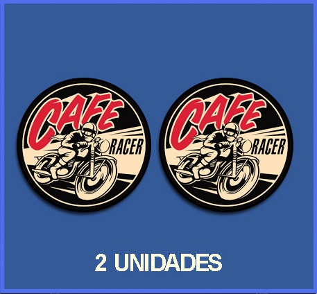STICKERS CAFE RACER REF: DP47