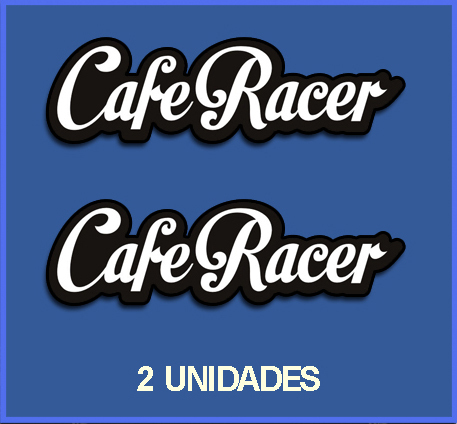 STICKERS CAFE RACER REF: DP61