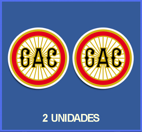 STICKERS GAC REF: DP68