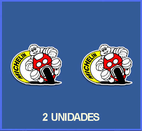 STICKERS MICHELIN REF: DP77