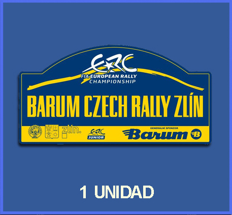 Pegatina BARUM RALLY REF: DP423