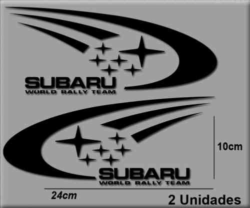 STICKERS SUBARU REF: R106