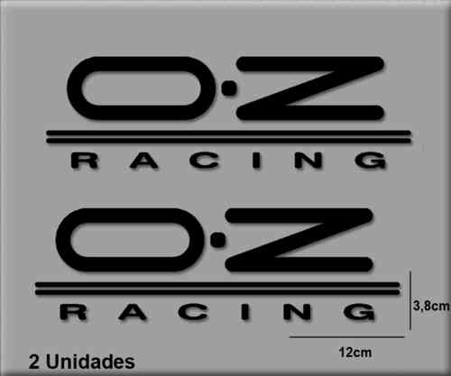 STICKERS OZ RACING REF: R127