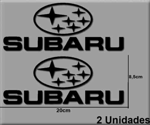 STICKERS SUBARU REF: R186