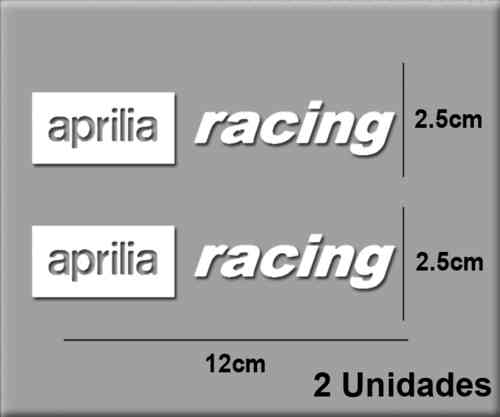 STICKERS APRILIA RACING REF: R05
