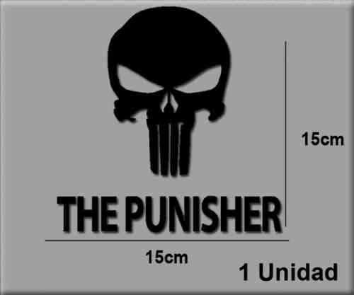 Pegatina THE PUNISHER REF: R29