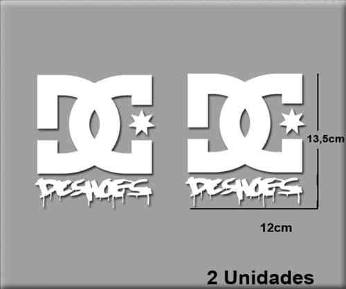 Pegatinas DC SHOES REF: R143