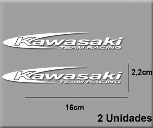 STICKERS KAWASAKI TEAM REF: R14