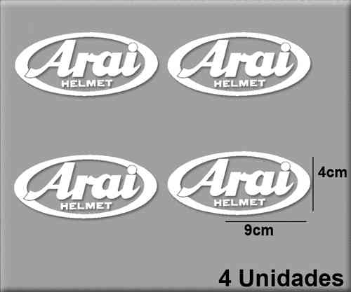 STICKERS ARAI REF: R59