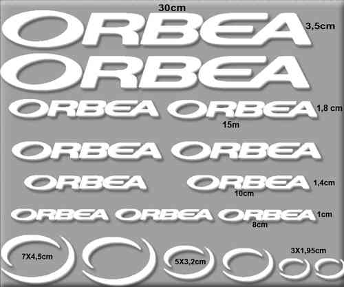 STICKERS ORBEA REF: R71