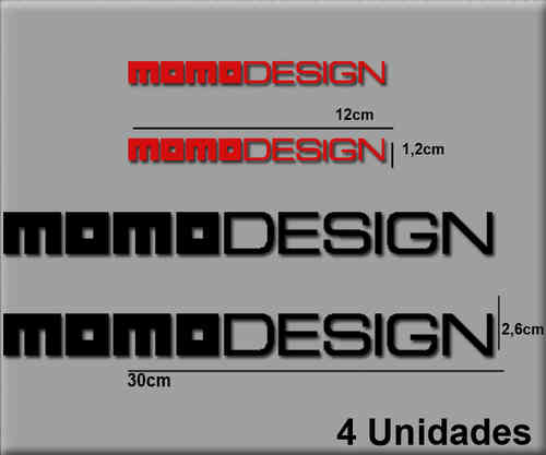 STICKERS MOMO DESIGN COLOR COMBINATION REF: R0100