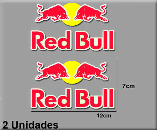 STICKERS RED ANIMAL MOTOCROSS F1 REF: R138