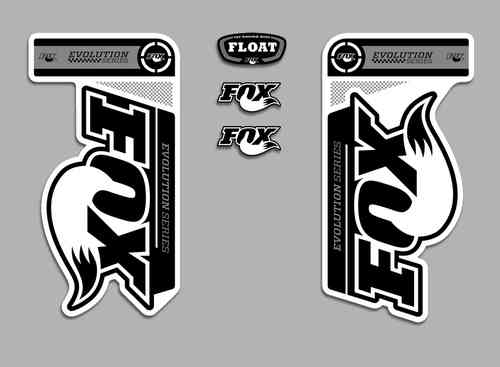 Pegatinas FOX FORK FLOAT EVOLUTION REF: FDP01