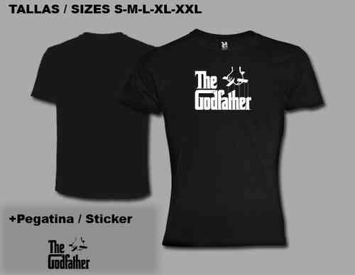 CAMISETA T SHIRT THE GODFATHER EL PADRINO REF: TSC37