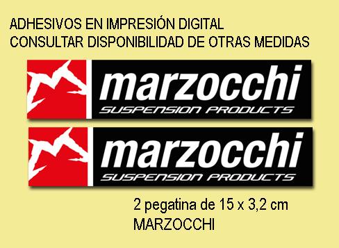 PEGATINAS MARZOCCHI BIKE PD240 STICKERS AUFKLEBER DECALS AUTOCOLLANTS ADESIVI