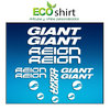 STICKERS FRAME GIANT REIGN AM30 AUFKLEBER DECALS ADESIVI BIKE BTT MTB CYCLE